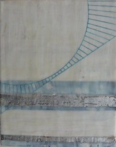 Blue Bridge 10 x 8 in